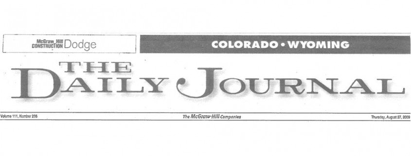 Daily Journal Credit