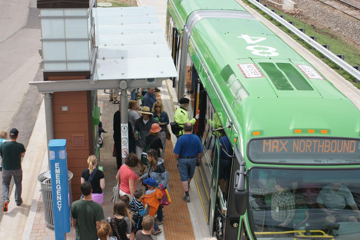 Max Bus Rapid Transit Eci Construction Management