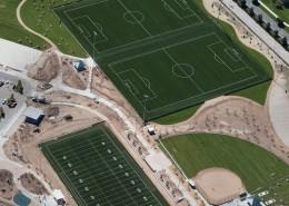 Parkfield Lake Park, ECI Site Constructions