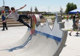 Railbender Skate & Tennis Park