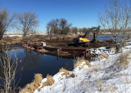 ECI Site Construciton, South Platte River. A Civil Project