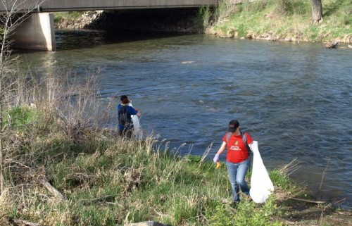 Greenway Foundation RiverSweep