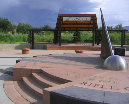 Centennial Park Rifle Colorado, ECI Site Construction