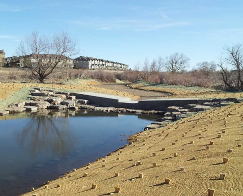 Waterways, Cherry Creek, ECI Site Management