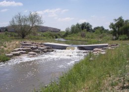 Waterways, Cherry Creek, ECI Site Management