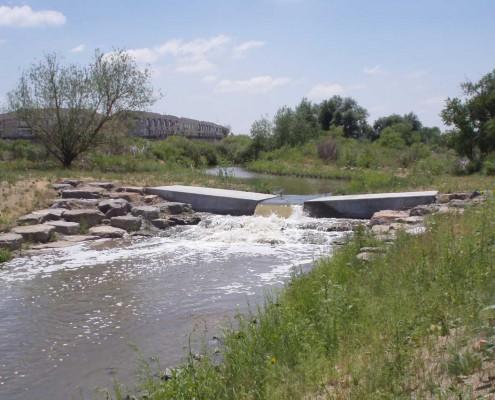 WATERWAYS---#5-Cherry-Creek-Vegetation-and-Flowing